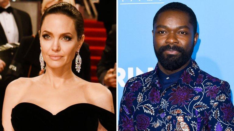 Angelina Jolie ve David Oyelowo, Come Away filminde