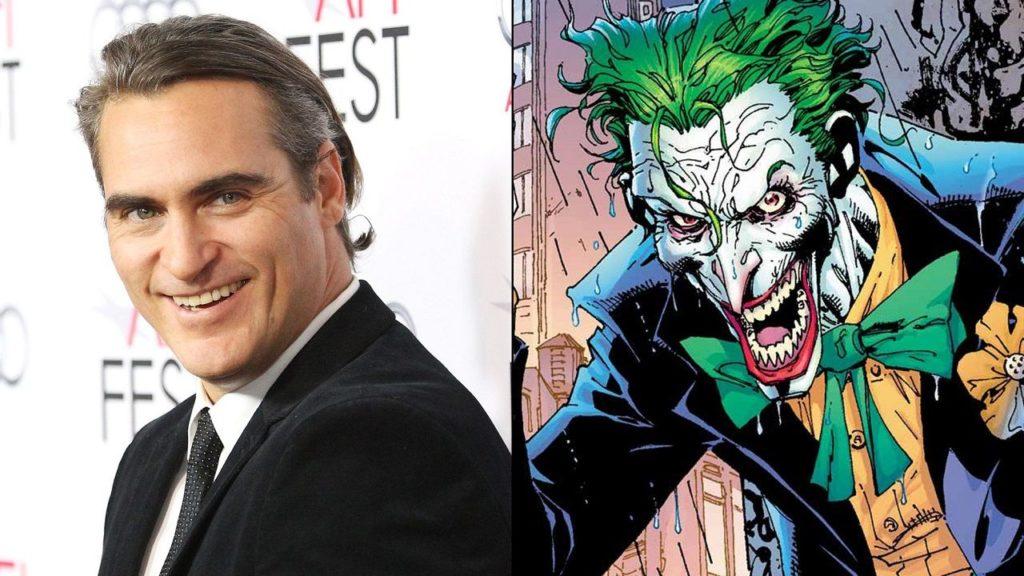 Joaquin Phoenix, Todd Phillips'in Joker Filminde Rol Alacak!