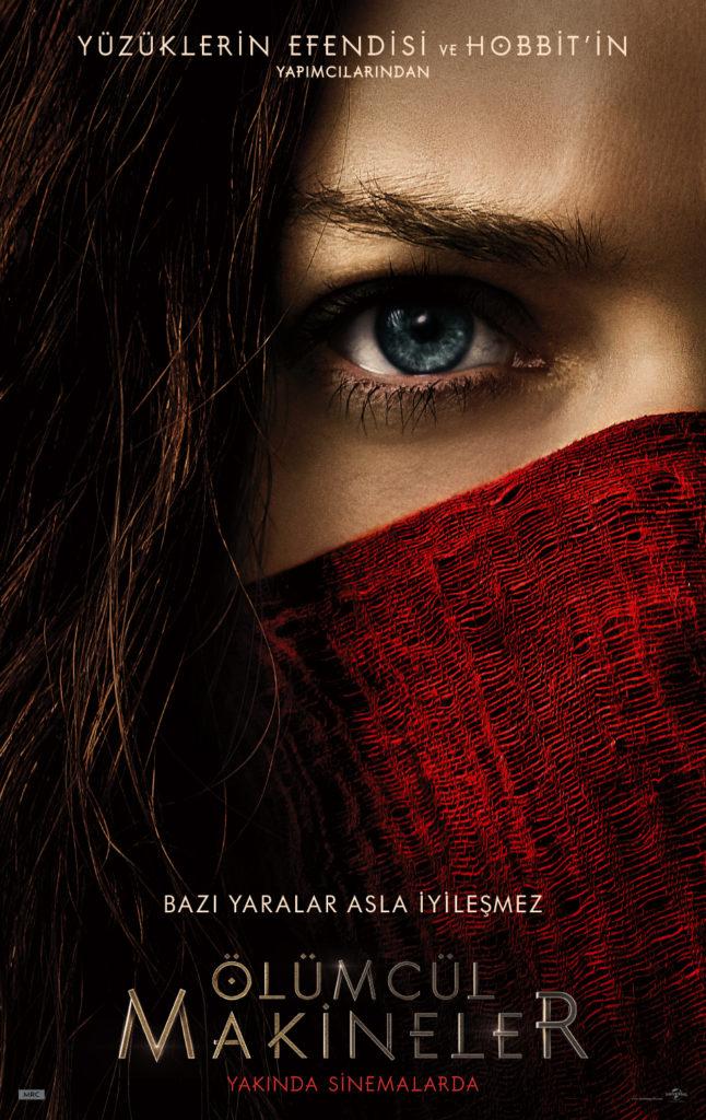 Ölümcül Makineler Filminden Türkçe Afiş Yayınlandı!