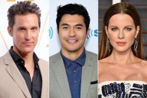 Matthew McConaughey, Kate Beckinsale ve Henry Golding Aynı Kadroda!