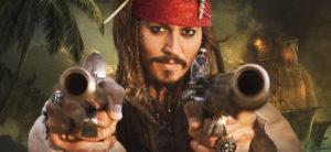 """""""Pirates of the Caribbean"""" İçin 'Deadpool' Senaristleriyle Görüşülüyor!"""