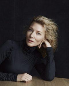 Cate Blanchett, Muhafazakar Aktivist Rolünü Canlandıracak!