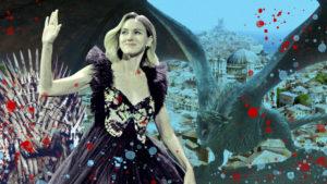 Naomi Watts, 'Game of Thrones' Kadrosunda!