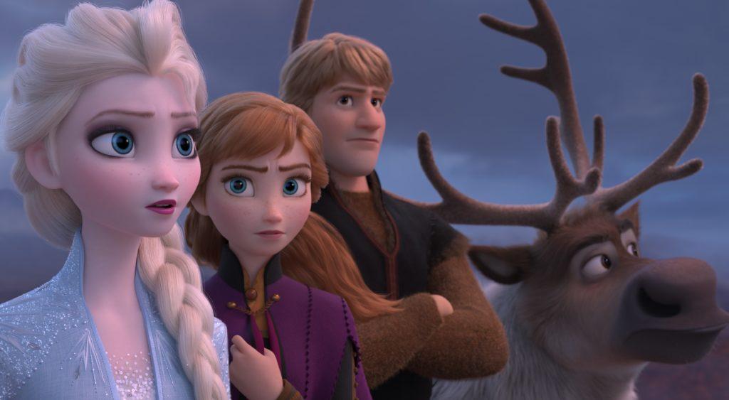 Frozen 2'dan İlk Fragman Geldi!