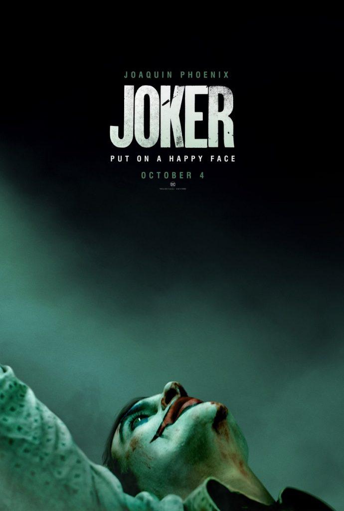Joker İlk Poster